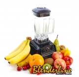 Blenderline Smoothie Blender Professional, 45.000 ot./min, 2200W, černý